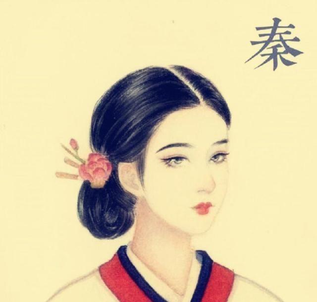 中国历史每一个朝代女子的美丽发型!你最喜欢哪一款?