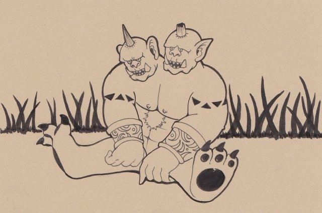 豆瓣日记 莫叽姆斯的魔幻世界 第十五章 古老城墙下的大胖子