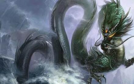 十二星座守护神龙,白羊座的威风凛凛,处女座的无敌天下!我们相爱吧天蝎座图片
