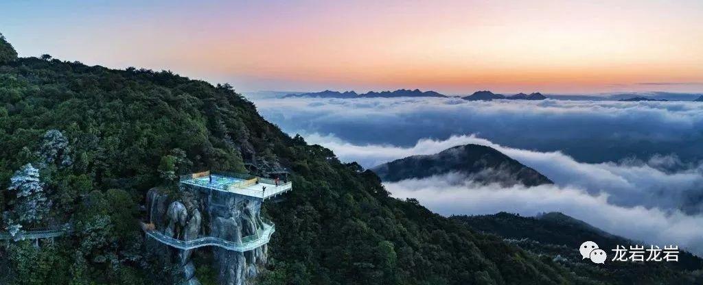 位于新罗区雁石镇,距龙岩市区48公里,是国家4a级景区,省级风景名胜区