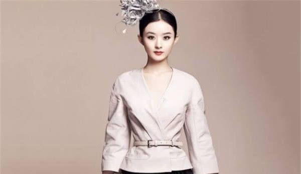 男人最想娶的四大中国女明星,郑爽第二,第一想娶也娶不到