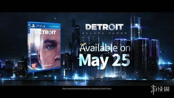 PS4《底特律:变人》创作幕后中文介绍 底特律