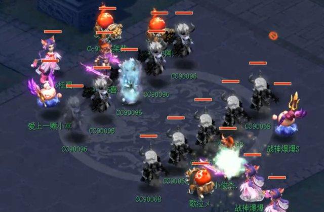 梦幻西游:新资料片内测,服战进行大调整,珍宝阁无敌局面或结束
