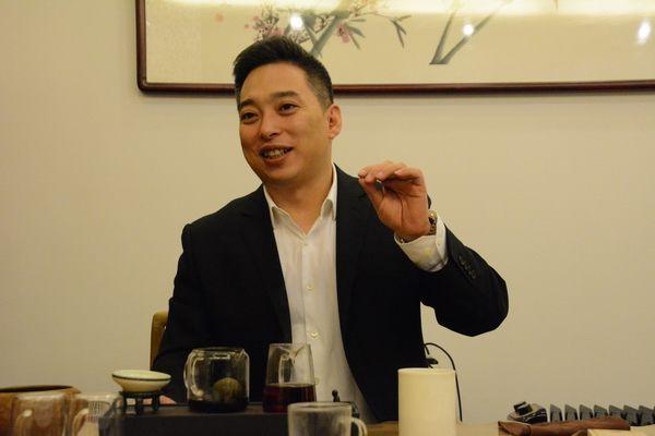 壹早壹碗战略布局北京市场--河北腾凯控股集团董事长白杨先生专访