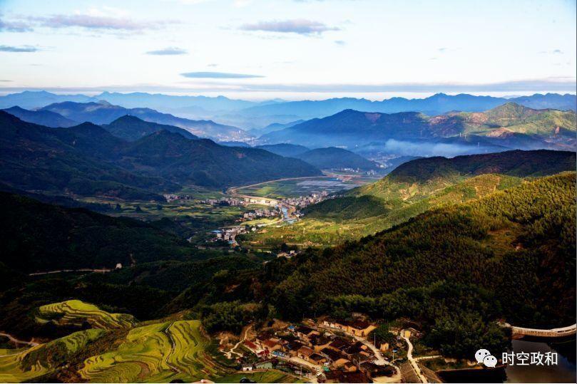 南平政和风景图片
