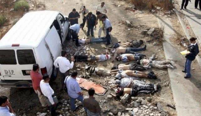 美国一邻国每年打死20000人,血腥仅次于叙利亚内战
