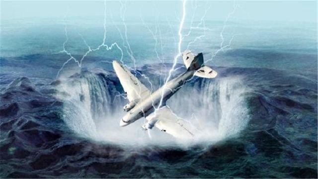 2007年,美国圣胡安号核潜艇在百慕大三角洲神秘消失又图片