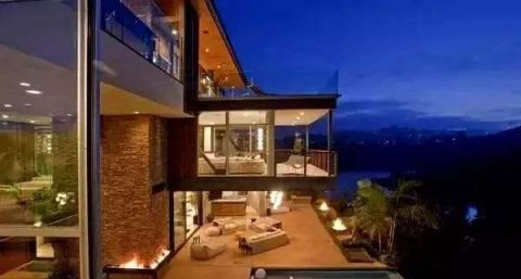 为何那么多的人都想进入娱乐圈 明星有多么奢侈 看看他们的豪宅