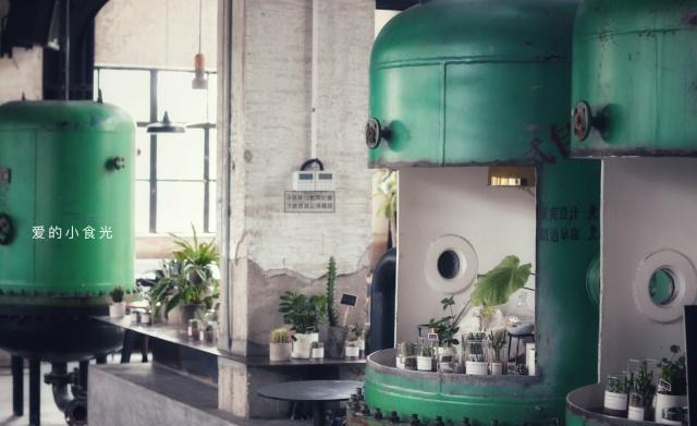 厦门这家咖啡店,前身竟是锅炉房!难怪这么有特色,一定要去一次