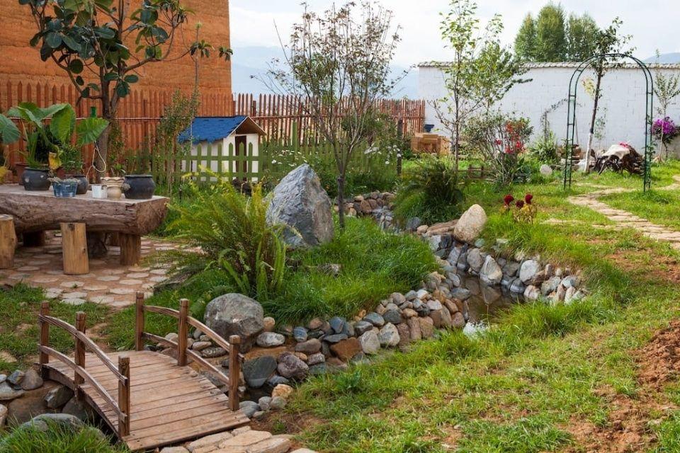 """波侈墅作品,11个""""庭院花园""""设计案例,有了花草点缀,院子赏心悦目!"""