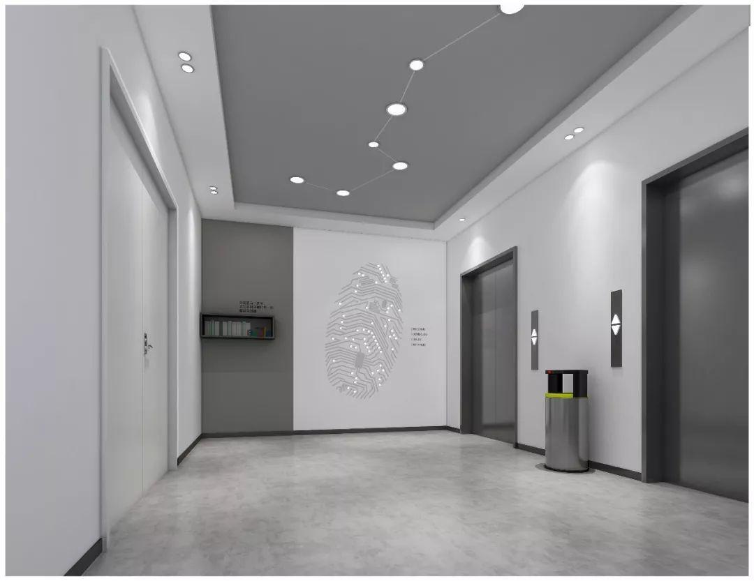 副电梯间图片
