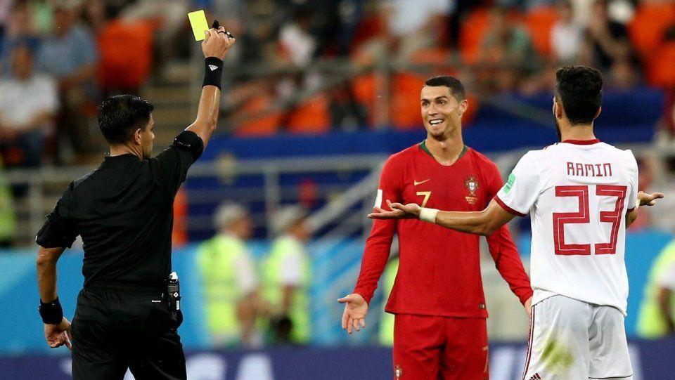 世界杯阿根廷葡萄牙响起黄牌警报 C罗梅西再领