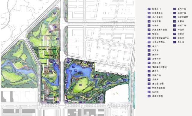 干货|公园规划设计关键点(附经典公园设计案例)