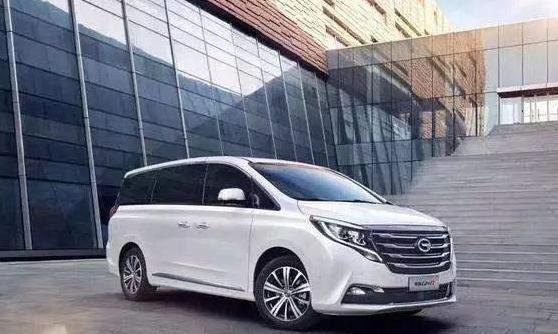 国产新发力,来自广汽传祺的一台商务车,堪比gl8图片
