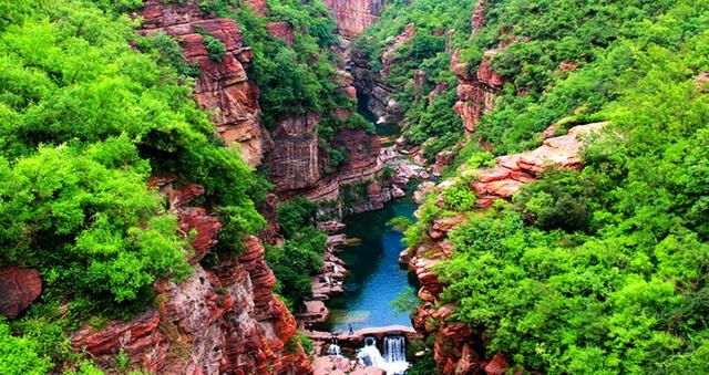 河南三座山脉里的6个最美风景区,其中4个是5a,其他两个指日可待
