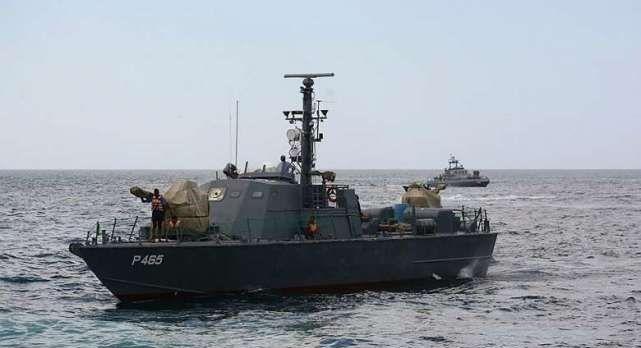 夏日炎炎大象入海避暑遇险,斯里兰卡海军出动军舰救助