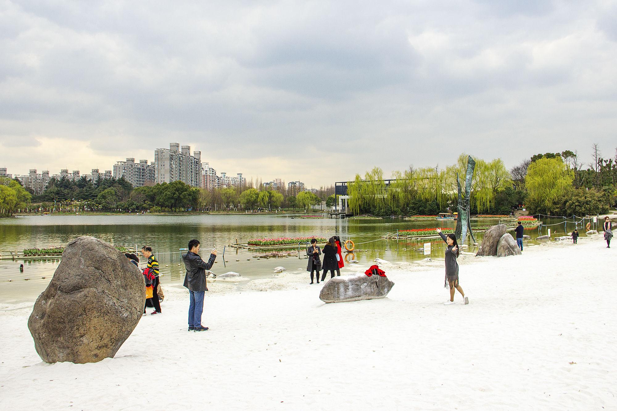 上海公园集锦之15-大宁灵石公园