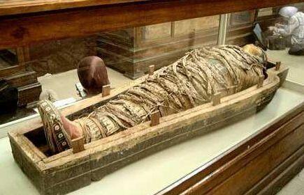 那些千年古尸是如何保存下来的?