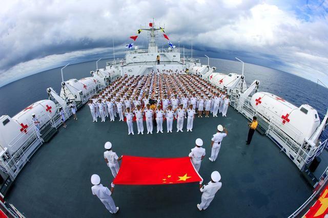 刚刚,我国海军在印度洋打下一根钢钉,直击印度软肋!