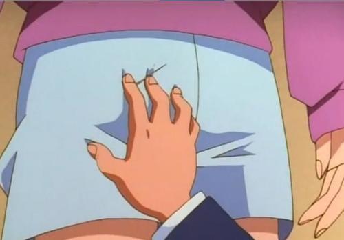 """《名侦探柯南》最""""毒""""的4个片段,图4太辣眼睛:求小五郎心理阴影面积!"""