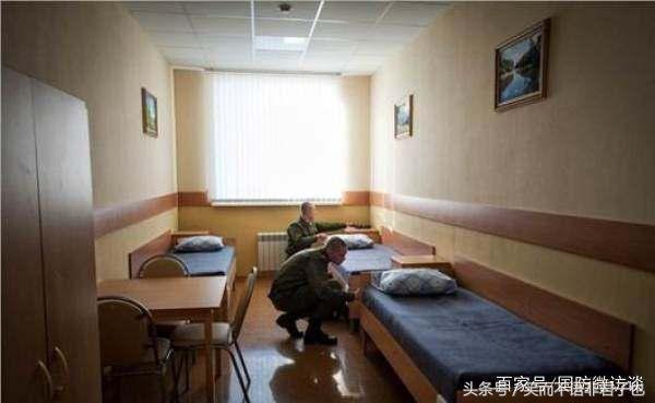 中美俄越四国军营宿舍对比,军人的差距从这方面就可以一眼看出来图片