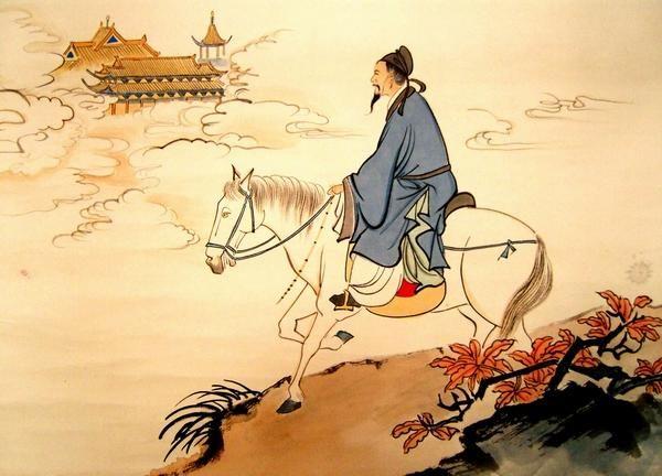 诗仙李白,诗圣杜甫,诗佛,诗杰,诗豪,诗神又是哪几位诗人呢?