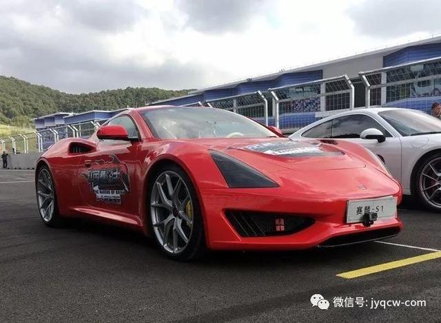 赛麟s1跑车将在国内投产