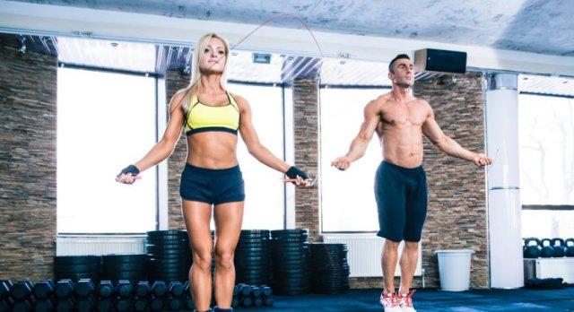 跳绳是女人最佳运动,每天坚持跳绳超过这个数,4个好处不请自来