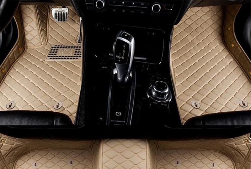 花呗套现分期付款挑汽车脚垫时别粗口汽车造作商:关乎安全成绩还没有邪望起来?