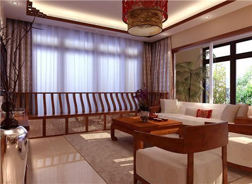 中式装修配什么窗帘 中式窗帘的搭配技巧