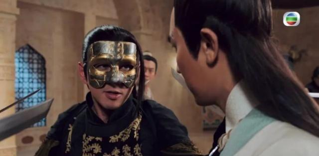 TVB戏骨于新剧一秒变脸获激赞 重提被当透明:有些东西想抒发下