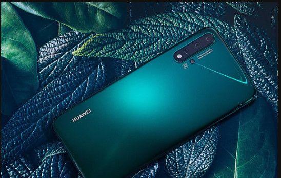 华为nova5:新一代高颜值,高性能的全方面手机