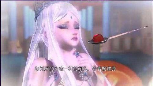 美女梦叶罗丽:美女绿色看的五个感觉,这位精灵发型最好丝袜图片