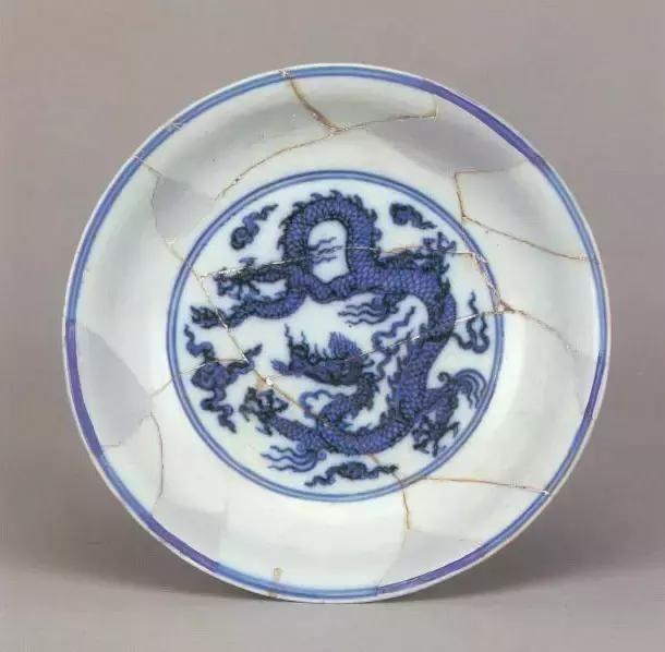 古瓷修复 百余件宣德瓷器,鉴定标准器大放送 值得收藏