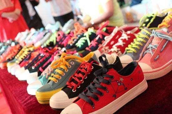 鞋带的花样系法,张扬你的个性