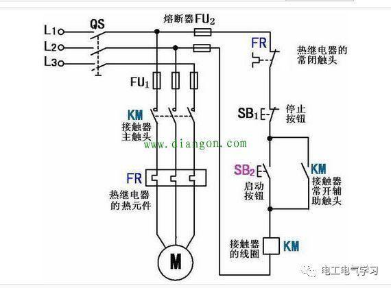 如何看懂电工图纸 电路改造不求人