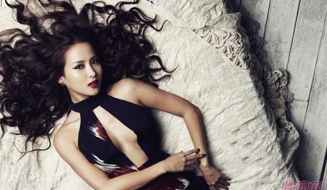 赵茹珍:韩国第一女艳星可不是白叫的