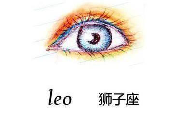 12星座迷人的手绘眼睛,杨洋王源陈学冬星座眼睛真好看