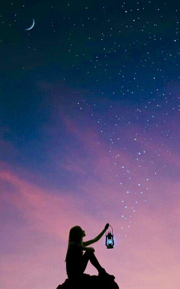 唯美星星壁纸图片大全_星星图片大全
