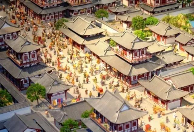 《妖猫传》里的大唐盛世这是陈凯歌继《荆轲全人物性感海滩图片