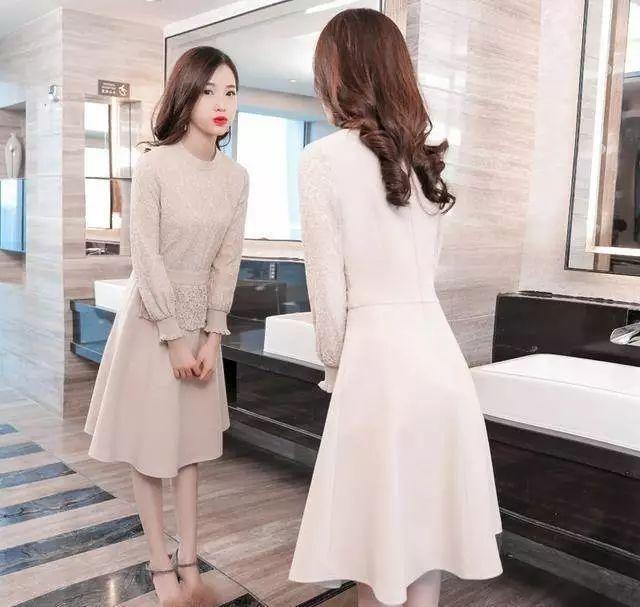 2018春季穿减龄活力套装连衣裙自信率性气质感回头率蹭蹭上涨