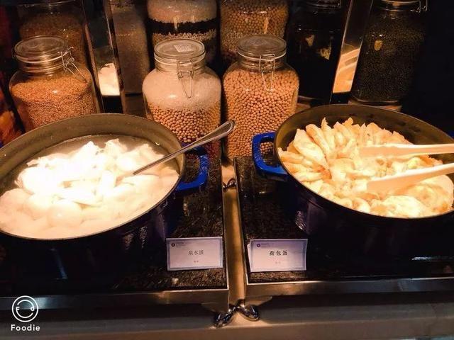 员工人一周食堂曝光,别人家的核桃猪肚从来没食谱炖酒店图片