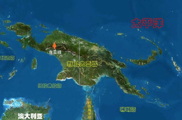 大洋洲最大的半岛:约克角半岛 大洋洲最大的岛屿:新几内亚岛 大洋洲
