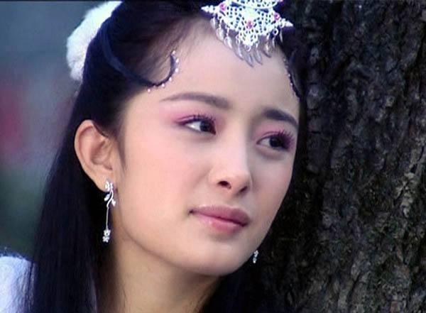 杨幂饰演的小倩可爱美丽,是十分清纯啊!