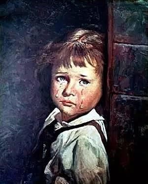 v女生女生:所有收藏过这幅性格的人,家里都的油画油画瓜子脸图片