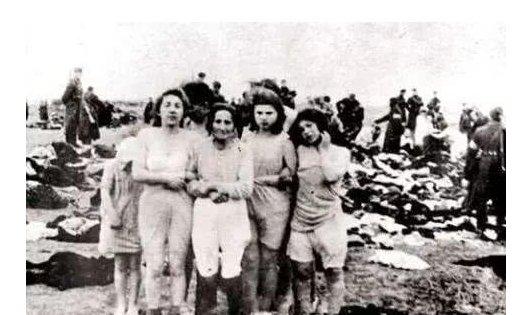 衣衫不整的犹太妇女,图4谈恋爱的苏德军插图