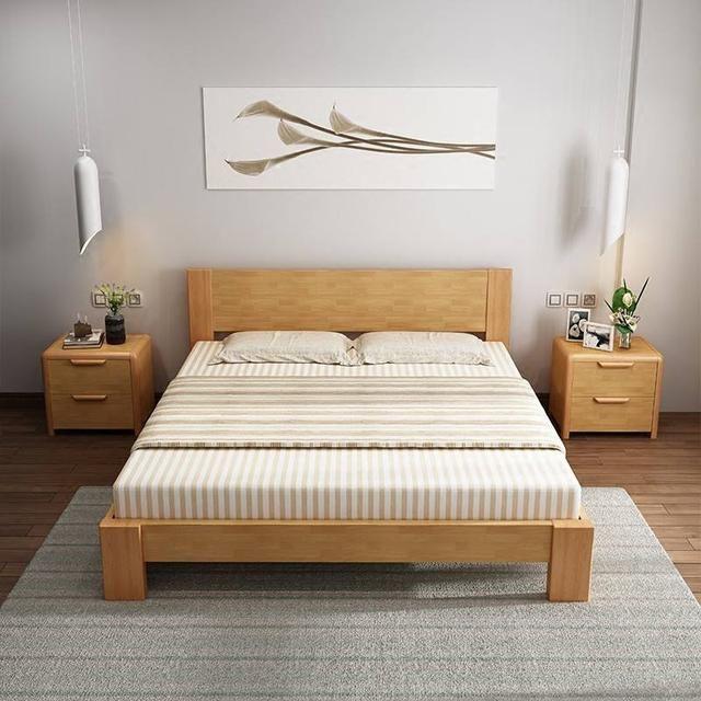 家具家具挑?注意这一点,实用a家具又舒服!柚木卧室地板做图片