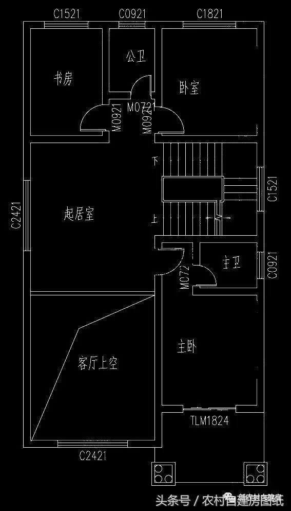 面宽8米的简易宅基地建房,6款农村图纸别墅,让迷宫经典图纸图片