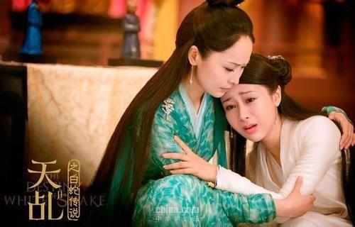 杨紫新剧《天乩之白蛇传说》下线真正原因,超