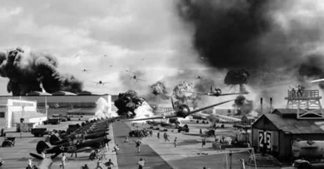 导致太平洋战争爆发的珍珠港事件,真的是罗斯福的苦肉计吗?